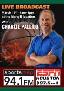 Charlie Pallilo Live Show